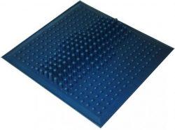 Коврик массажный от плоскостопия ONHILLSPORT, (26*26 см), синий