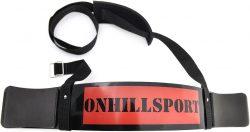 Армбластер (изолятор бицепса) Onhillsport, красный