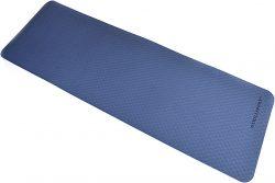 Коврик для йоги Onhillsport TPE 2-х слойный, сине-голубой