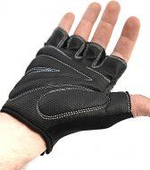 Перчатки для фитнеса Onhillsport Q12, unisex, кожа, размер l