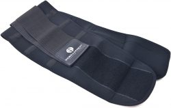 Пояс-корсет для поддержки спины ONHILLSPORT, черный, размер XXXXL