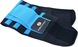 Пояс-корсет для поддержки спины ONHILLSPORT, синий, размер XXXL
