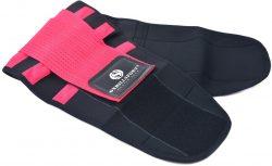 Пояс-корсет для поддержки спины ONHILLSPORT, красный, размер XXXL