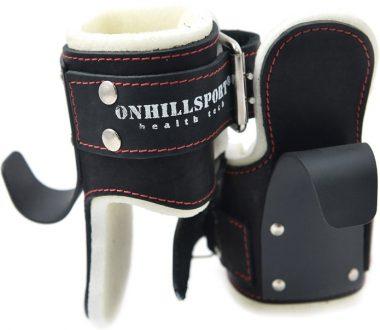 Гравитационные ботинки Onhillsport Workout (до 80 кг), черные