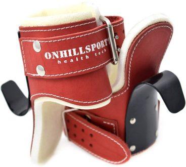 Гравитационные ботинки Onhillsport Workout (до 80 кг), красные