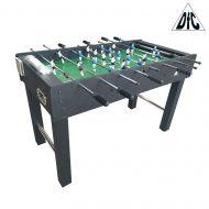 Игровой стол-футбол DFC SEVILLA II черный борт, HM-ST-48003