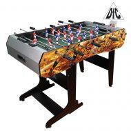 Игровой стол-футбол DFC Barcelona2 складная, JG-ST-34803