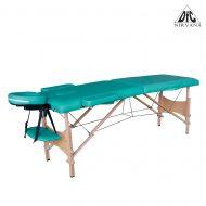 Массажный стол DFC NIRVANA, Optima, зеленый