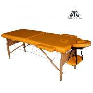 Массажный стол DFC NIRVANA, Relax, горчичный