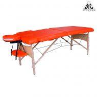 Массажный стол DFC NIRVANA, Relax, оранжевый
