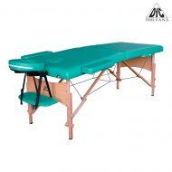 Массажный стол DFC NIRVANA, Relax, зеленый