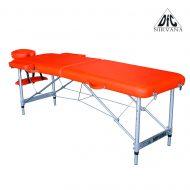 Массажный стол DFC NIRVANA Elegant, оранжевый
