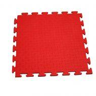 Маты-пазлы DFC для фитнесса и тренажеров, красный