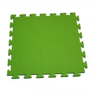 Маты-пазлы DFC для фитнесса и тренажеров, зеленый