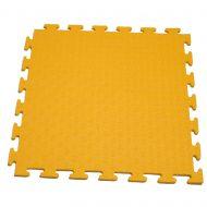 Маты-пазлы DFC для фитнесса и тренажеров, желтый