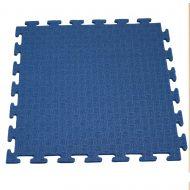 Маты-пазлы DFC для фитнесса и тренажеров, синий