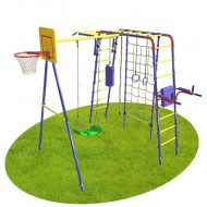 Детская Спортивная площадка на дачу Axioma №6