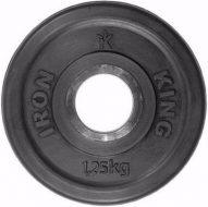 Диск Iron King Евро-Классик, стальная втулка, 51 мм, 1,25кг