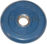 Диск Iron King Евро-Классик, стальная втулка, 51 мм, 2,5кг., цветной