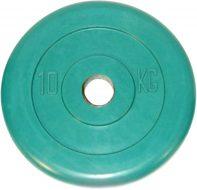 Диск Iron King Евро-Классик, стальная втулка, 51 мм, 10кг., цветной