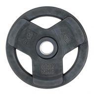 Диск SATURN, чугун, резина, стальная втулка, 51 мм, 15кг.
