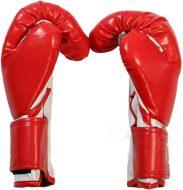 Перчатки боксерские AbCh Absolute Champion, красные, 12 унц.