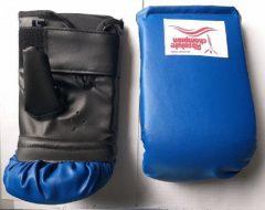 Перчатки тренировочные Absolute Champion, синие, размер L