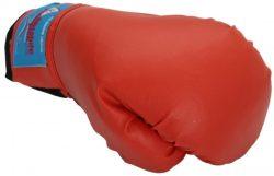 Перчатки боксерские детские №1 Absolute Champion, красные, 4 унц.