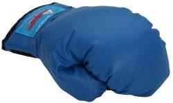 Перчатки боксерские детские №1 Absolute Champion, синие, 8 унц.