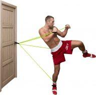 Эспандер для постановки удара к двери Absolute Champion, нагрузка 6кг