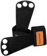 Накладки для турника, тяги Onhillsport кожаные, размер XL