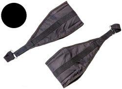 Петли Береша B1 Onhillsport, малый карабин, черные
