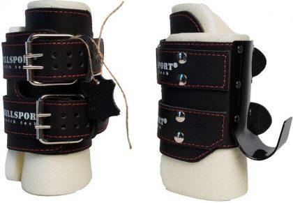 Гравитационные ботинки NEW AGE Onhillsport (до 120кг), черные