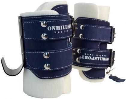 Гравитационные ботинки NEW AGE Onhillsport (до 120кг), синие