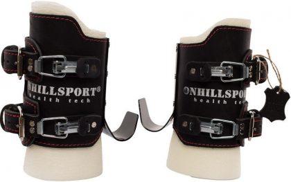 Гравитационные ботинки NEW AGE COMFORT Onhillsport (до 120кг), черные