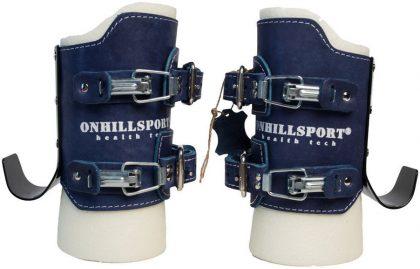 Гравитационные ботинки NEW AGE COMFORT Onhillsport (до 120кг), синие