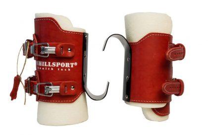 Гравитационные ботинки NEW AGE COMFORT Onhillsport (до 120кг), красные