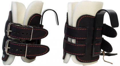 Гравитационные ботинки PLAIN Onhillsport(до 100кг), черные