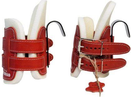 Гравитационные ботинки PLAIN Onhillsport(до 100кг), красный